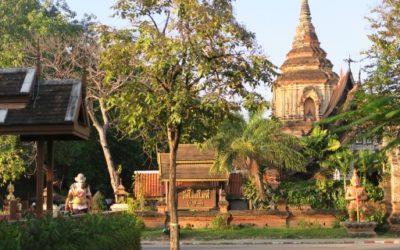 Paseos y Templos en Chiang Mai