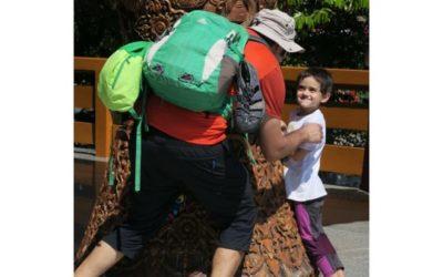 Viajar con niños es posible e increíble