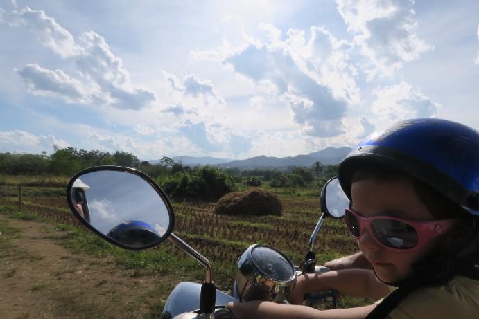 Seguimos explorando el valle de Pai