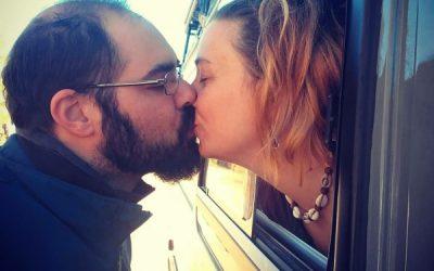 Beso de furgoneta