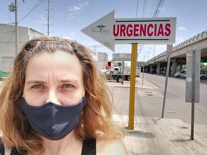 Mis tetas, seguros de viaje, México y covid-19
