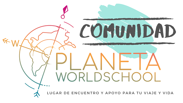 comunidad worldschooling