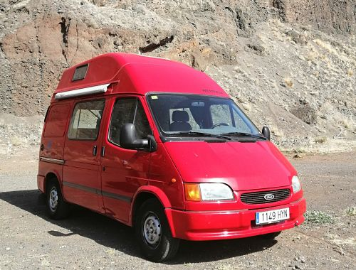camper Tenerife