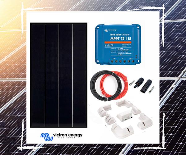 El kit solar que funciona